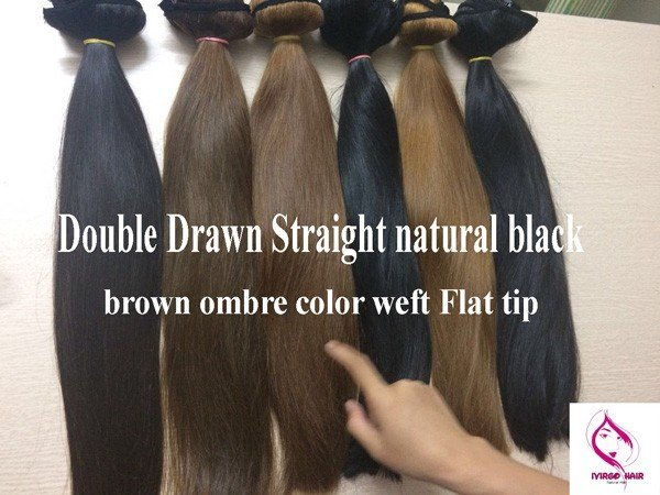 Double-Drawn-Straight-natural-black-and-brown-ombre